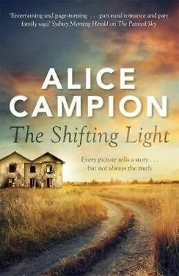 NEW The Shifting Light By Alice Campion Paperback Free Shipping