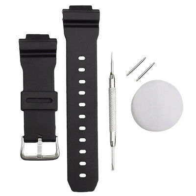 a6ba7e2ca7d8 HK- Silicone J3 Replacement Wrist Watch Band Strap for Casio G Shock DW-6900