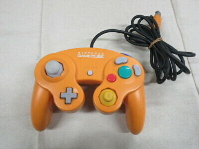 F1033 Nintendo GameCube Controller Orange Japan GC