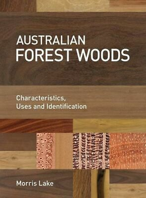NEW Australian Forest Woods By Morris Lake Hardcover Free Shipping
