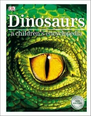 NEW Dinosaurs A Children's Encyclopedia By DK Hardcover Free Shipping