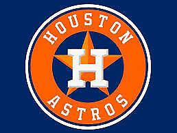 2019 Houston Astros 5 ALL FRIDAY GAME PACKAGE...4 Seats...Section 415... ROW 1