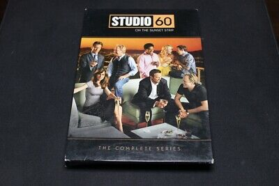 Studio 60 on the Sunset Strip - The Complete Series - FREE SHIPPING!
