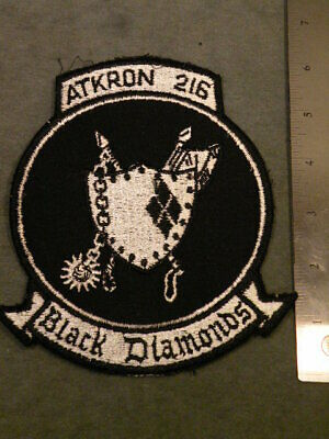 US NAVY SQUADRON Patch, ATKRON 216,