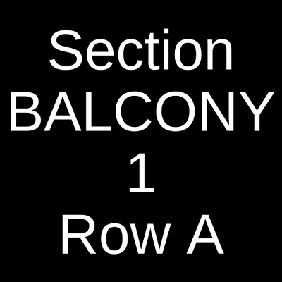 4 Tickets Bryan Ferry 8/23/19 ACL Live At The Moody Theater Austin, TX