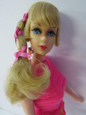 Vintage Talking Mod Barbie Doll Rare Still Talks  Original Clothes #1115