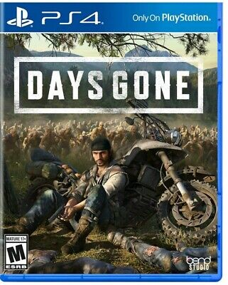 Days Gone - Playstation 4 (PS4) - Pre-Order  Brand New/Sealed