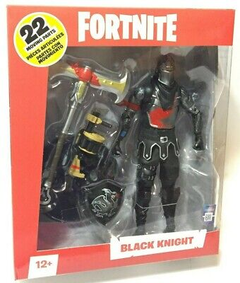 McFarlane Toys FORTNITE S1 BLACK KNIGHT 7in Action Figure NEW In Stock