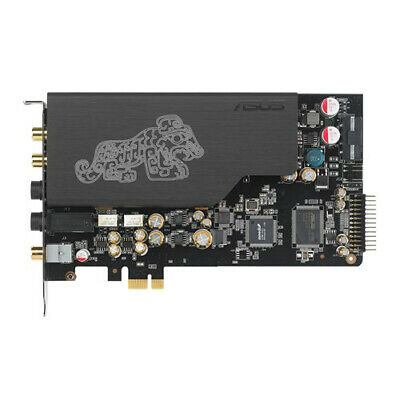 ASUS Essence STX II PCI-e Sound card, 124dB SNR, TCXO ESTX II