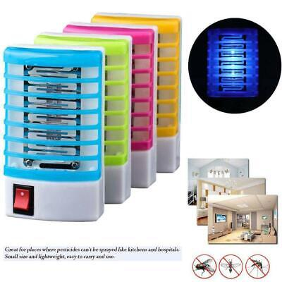 Electric Mosquito Killer Catcher Pest Insect Trap Lamp Light EU/US Plug