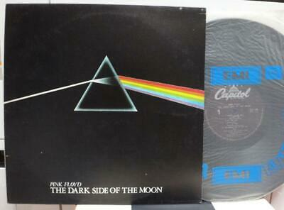 Pink Floyd / Dark Side Of The Moon, Rare Korea Only Orig. Lp Different Cover Nm!