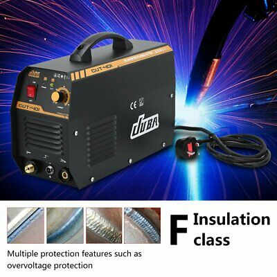 PLASMA CUTTER CUT 40 ST IGBT - Cutting power up to 12 mm / WELDING MACHINE UK