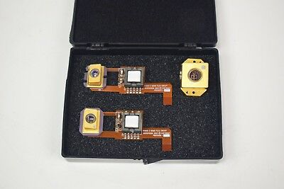 Microvision MEMS flex circuit scanning mirrors - Nomad II imaging system