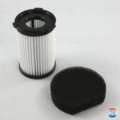 Filtro Hepa + Filtro Spugna Originali Handy Force 2759 2761 ARIETE- AT5186038400