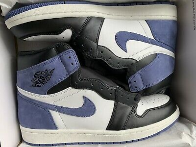 07acde47efd Brand New Nike Air Jordan 1 Retro High OG Blue Moon DS New Size 12 555088