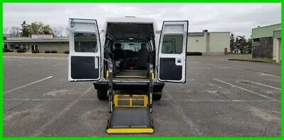 2009 Ford E-Series Van Commercial VAN WHEELCHAIR HANDICAP HIGH TOPPOWER LIFT FORD2009 Commercial Used 4.6L V8 16V
