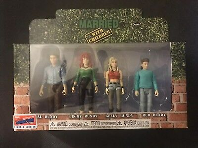 NYCC 2018 Exclusive Funko Pop! Married with children Figure Official Sticker
