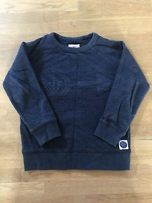 Country Road Boys Navy Sweat Size 5