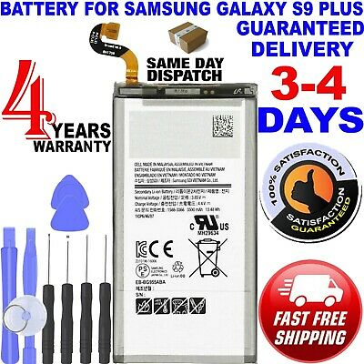 OEM Battery Replacement For Samsung Galaxy S9 Plus EB-BG965ABE 3500mAh +Tool Kit