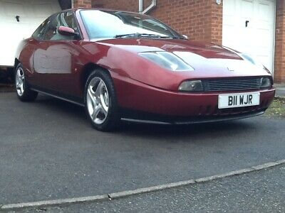 Fiat Coupe 20 valve turbo 1 previous owner very low mileage