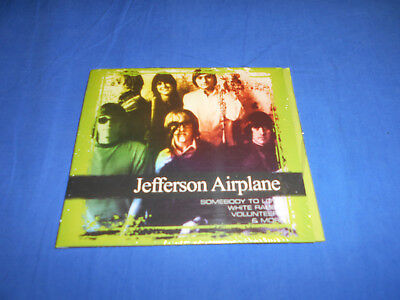 RARE JEFFERSON AIRPLANE-SELFTITLED–GREEK COPY COMPILATION-SEALED--Cds-lp-lot