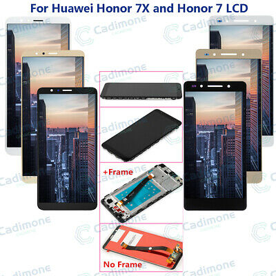 FOR HUAWEI HONOR 6X LCD Display Touch Screen Digitizer
