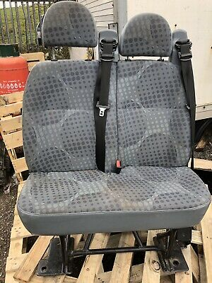 Ford Transit Mk7 Minibus Double Seat With Belts