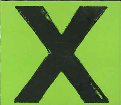 "ED SHEERAN ""X"" CD-Album"