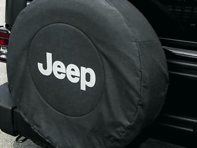 Jeep Wrangler JK 2007> Genuine Spare Wheel Cover