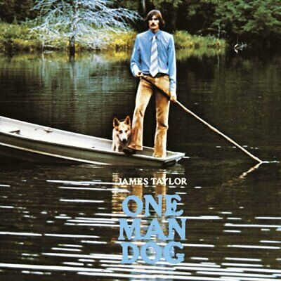 Taylor, James-One Man Dog (Uk Import) Cd New