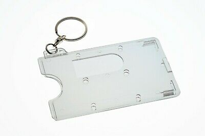 ID/Fuel Card holder with keyring