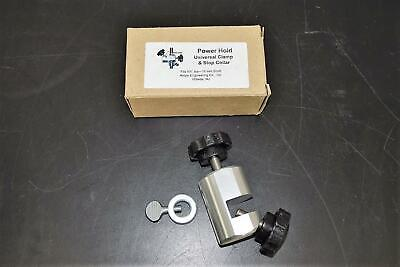 Arrow Engineering PHC-625 Power Hold Universal Clamp 5/8 in Diameter Warranty