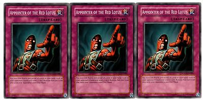 SOVR-EN080 Common M//NM Yugioh Appointer of the Red Lotus