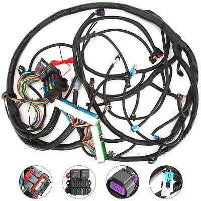 Drive By Wire Harness | Wiring Diagram on