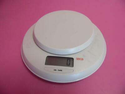Seca Culina 852 Series Digital Diet and Medical Kitchen Scale 6.6 Pound Capacity