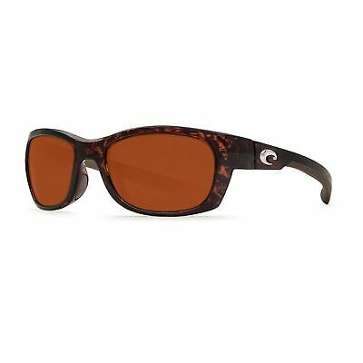 ad9d5fe0b7 Costa Del Mar Trevally Sunglasses - Tortoise   Copper Mirror 580 GT 10  OSCGLP