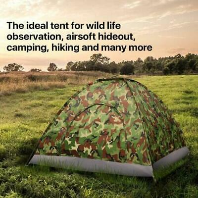 Family Instant Automatic Pop Up Camping Hiking 3-4 Person Men Tent Waterproof