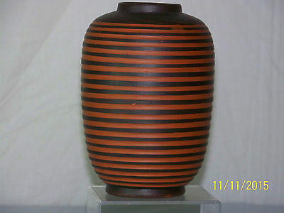 German Hand Made Vintage Retro Mid-Century Vase