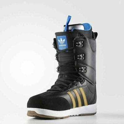 outlet for sale outlet online great deals 2017 ADIDAS MENS SAMBA ADV 2018 Snowboarding Boots BW0990 Black ...