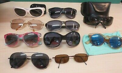 Job lot Bundle of 10 Pairs of Sunglasses Various Brands Men's and Woman's #28C