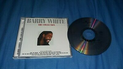 Barry White - The Collection (CD 1999) 16 Songs - Universal Release