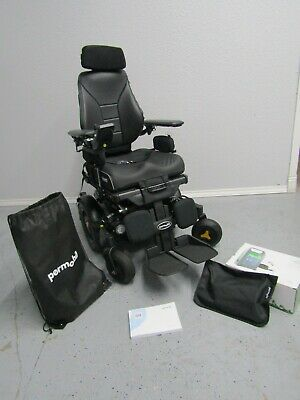 2018 Permobil M3 Wheelchair,power Tilt,recline And Legs.mint. 6 Miles Only