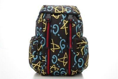 225d593e8d1c GUCCI BAG RUCKSACK Backpack Ghost Canvas 472 - $2,244.99 | PicClick