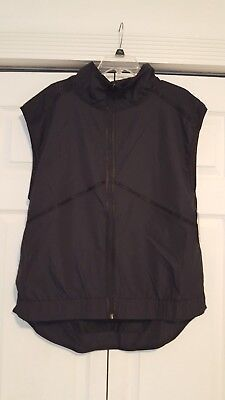 f71bb3680c0a0 Champions Women's Athletic Running Reflective Zip Pockets C9 Black Vest