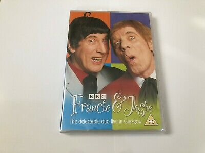 Francie And Josie Live In Glasgow Brand New & Factory Sealed Region 2