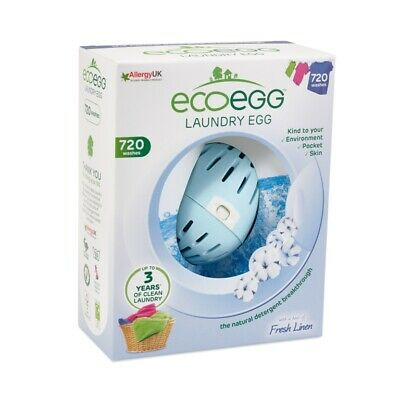 Ecoegg Laundry Egg 720 Washes Fresh Linen  [1074]