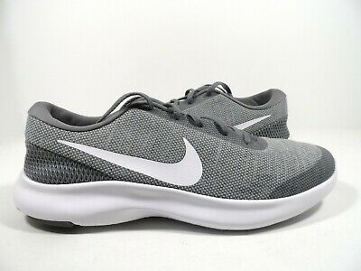 official photos 63931 d8de2 NIKE Men s Flex Experience RN 7 Running Shoe Wolf Grey White Cool Grey Size