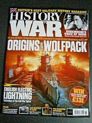 History Of War Magazine Issue 65 (new) 2019