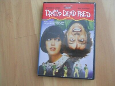 Drop Dead Fred (DVD, 2003) VG