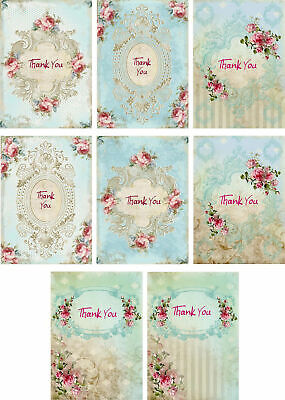 Vintage Valentine Glossy Finish Card Making Toppers Crafts Embellishment